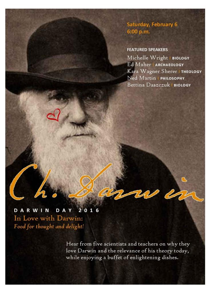 Darwin Day card