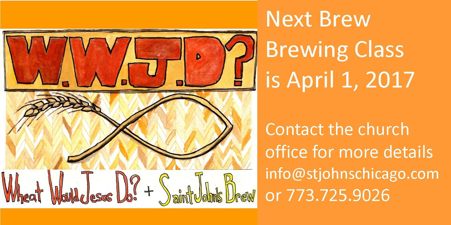 St. John's Brewery Presents