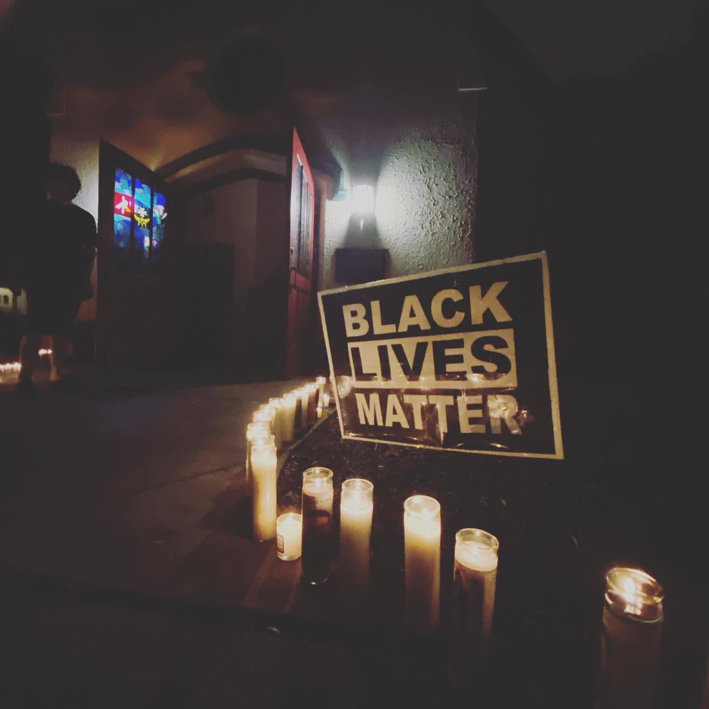 Vigil for George Floyd